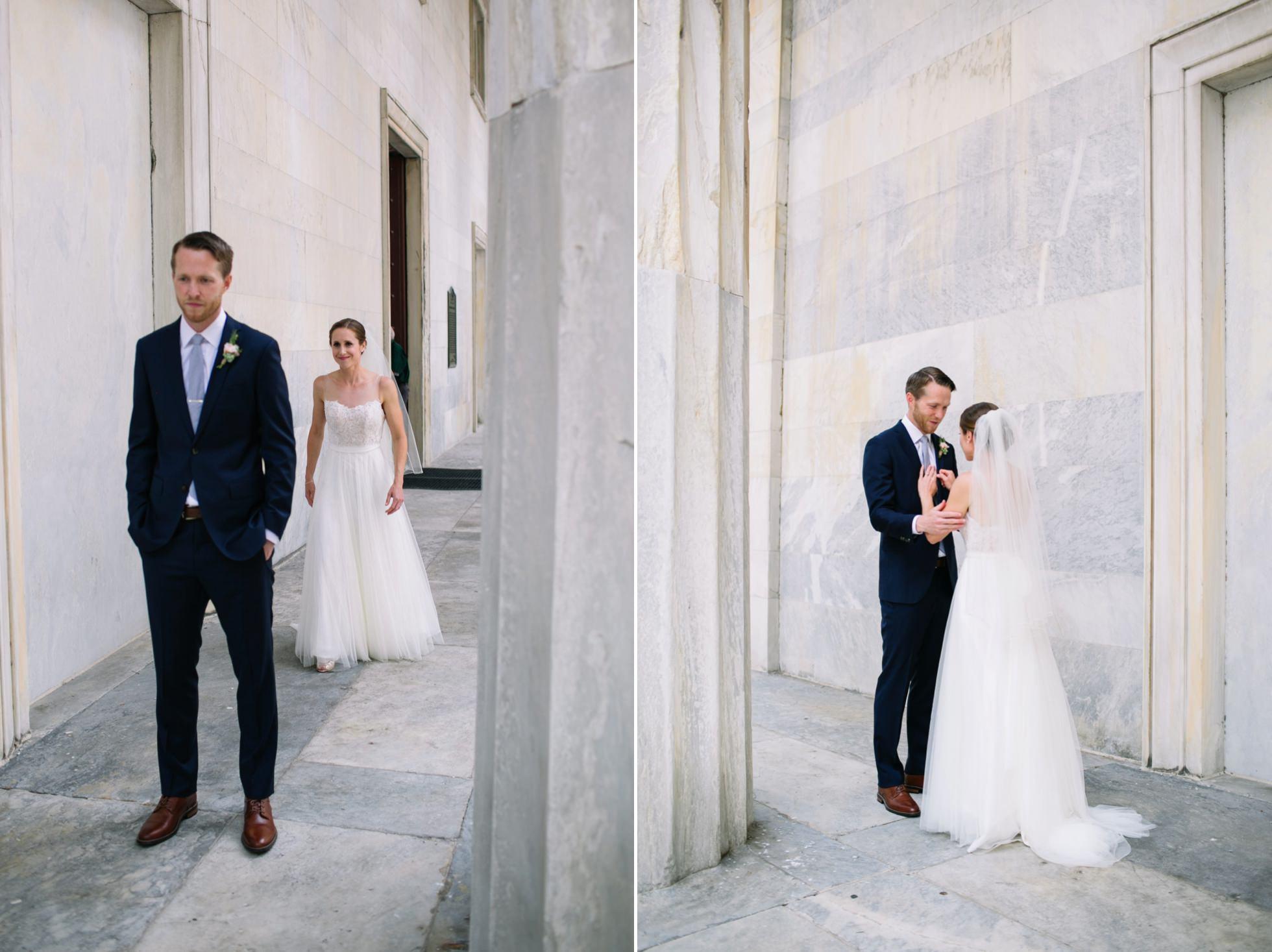 Romantic Bartram's Garden Outdoor Summer Wedding, Philadelphia | brittneyraine.com 021