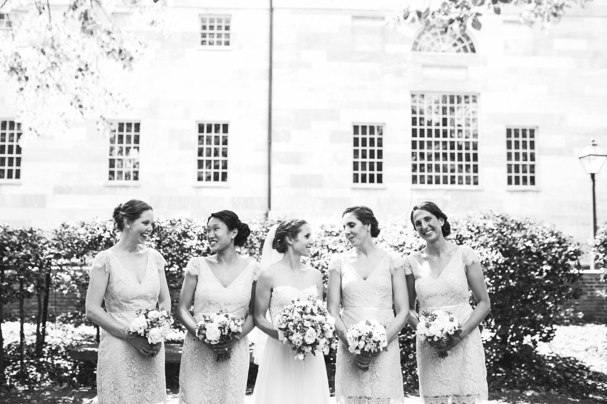 Romantic Bartram's Garden Outdoor Summer Wedding, Philadelphia | brittneyraine.com 034