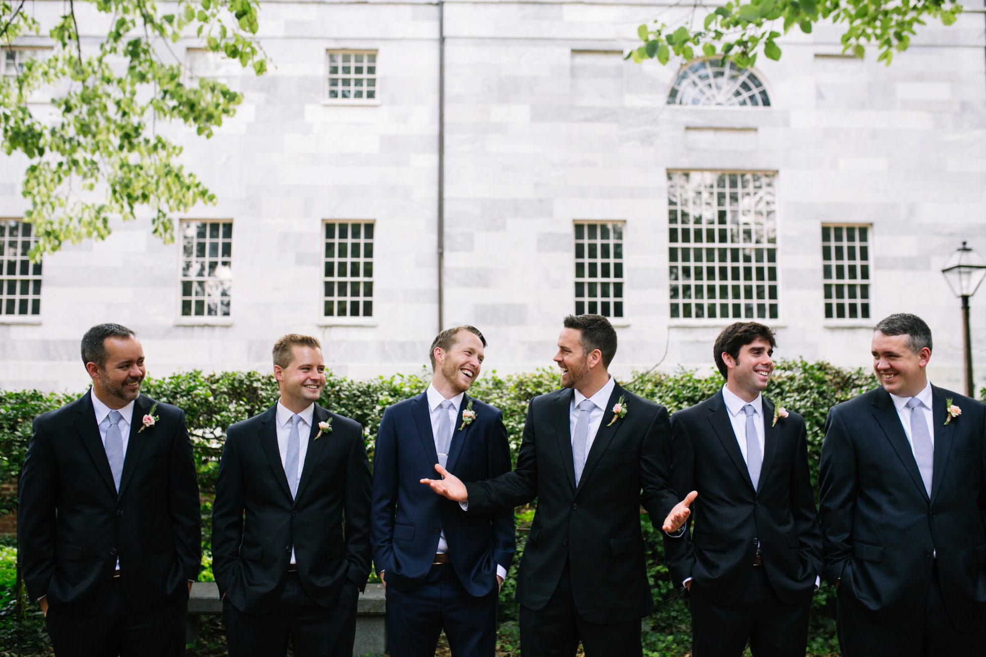 Romantic Bartram's Garden Outdoor Summer Wedding, Philadelphia | brittneyraine.com 040