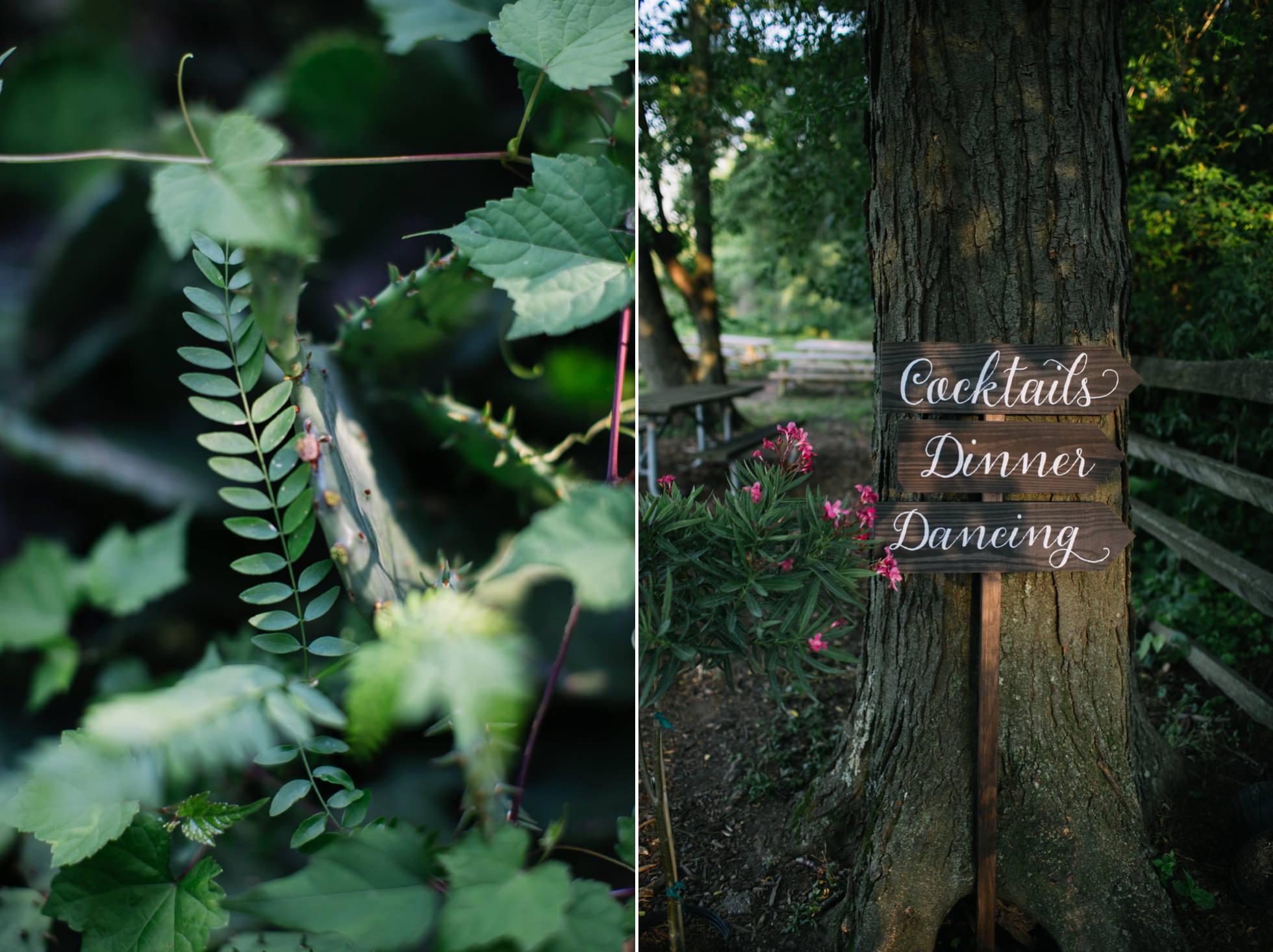 Romantic Bartram's Garden Outdoor Summer Wedding, Philadelphia | brittneyraine.com 059