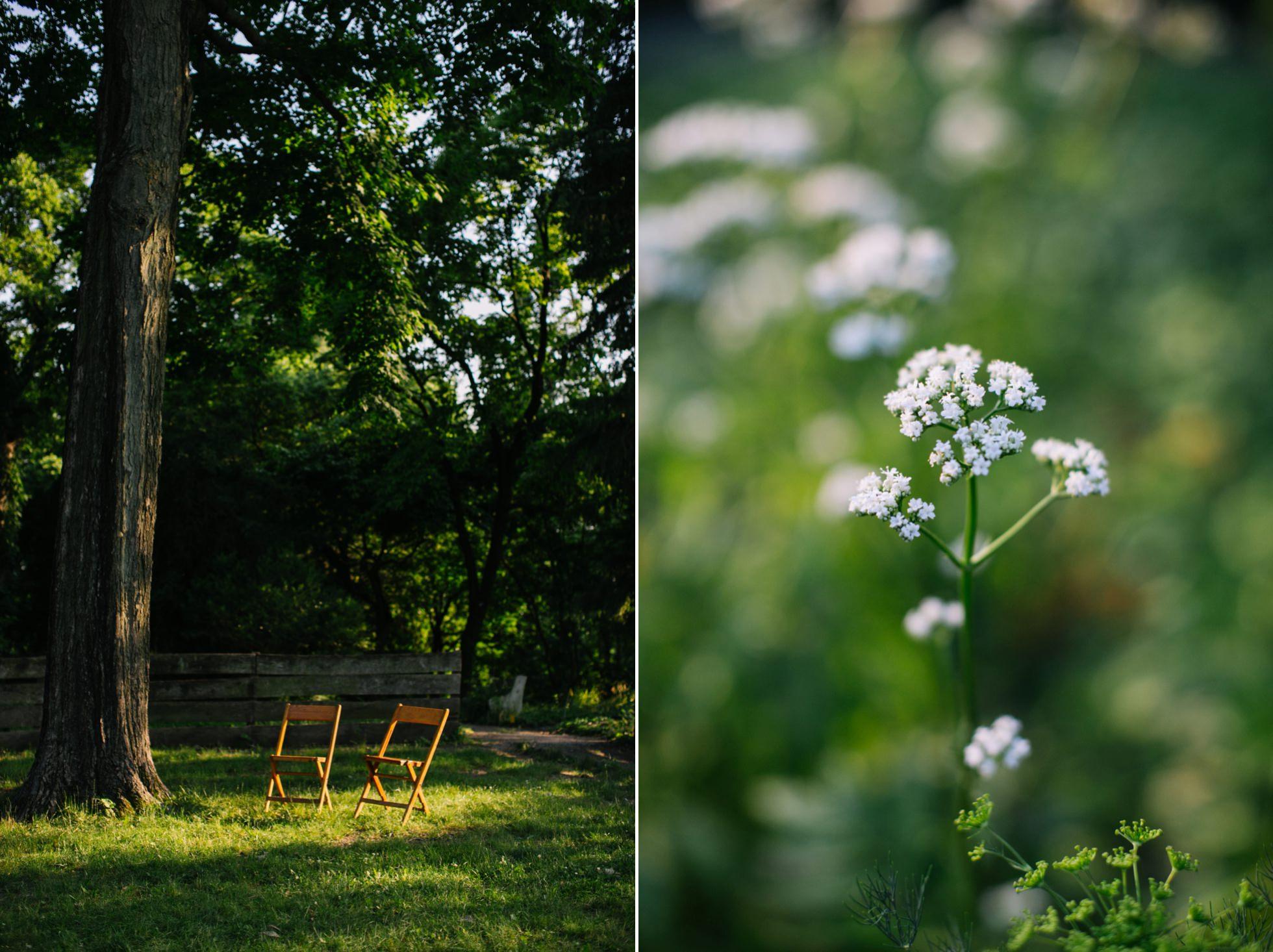 Romantic Bartram's Garden Outdoor Summer Wedding, Philadelphia | brittneyraine.com 060