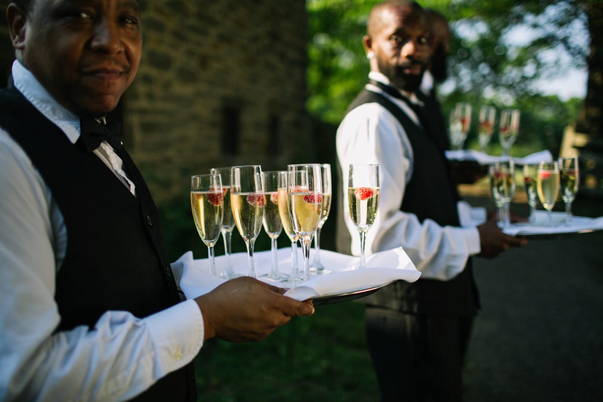 Romantic Bartram's Garden Outdoor Summer Wedding, Philadelphia | brittneyraine.com 065