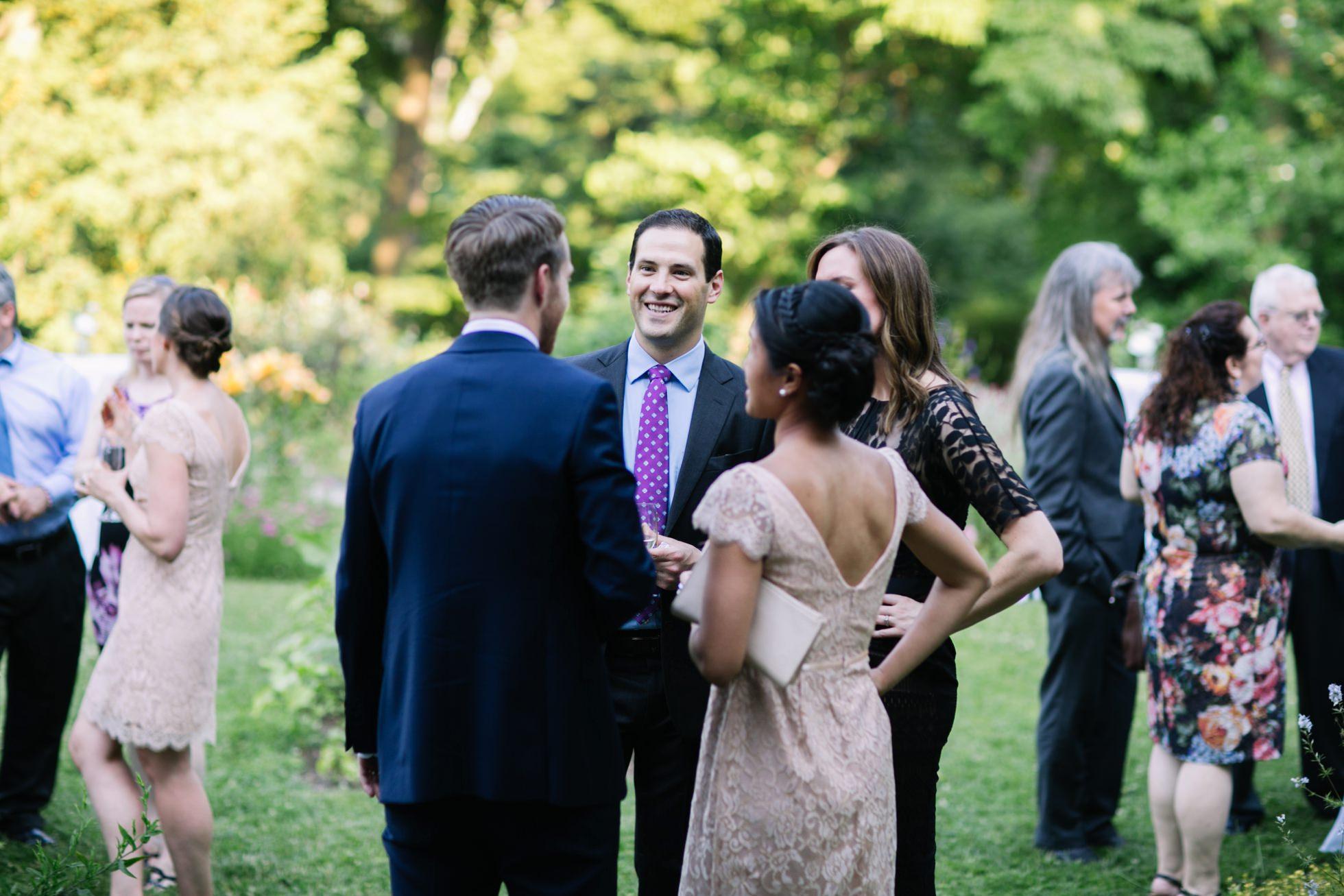 Romantic Bartram's Garden Outdoor Summer Wedding, Philadelphia | brittneyraine.com 067