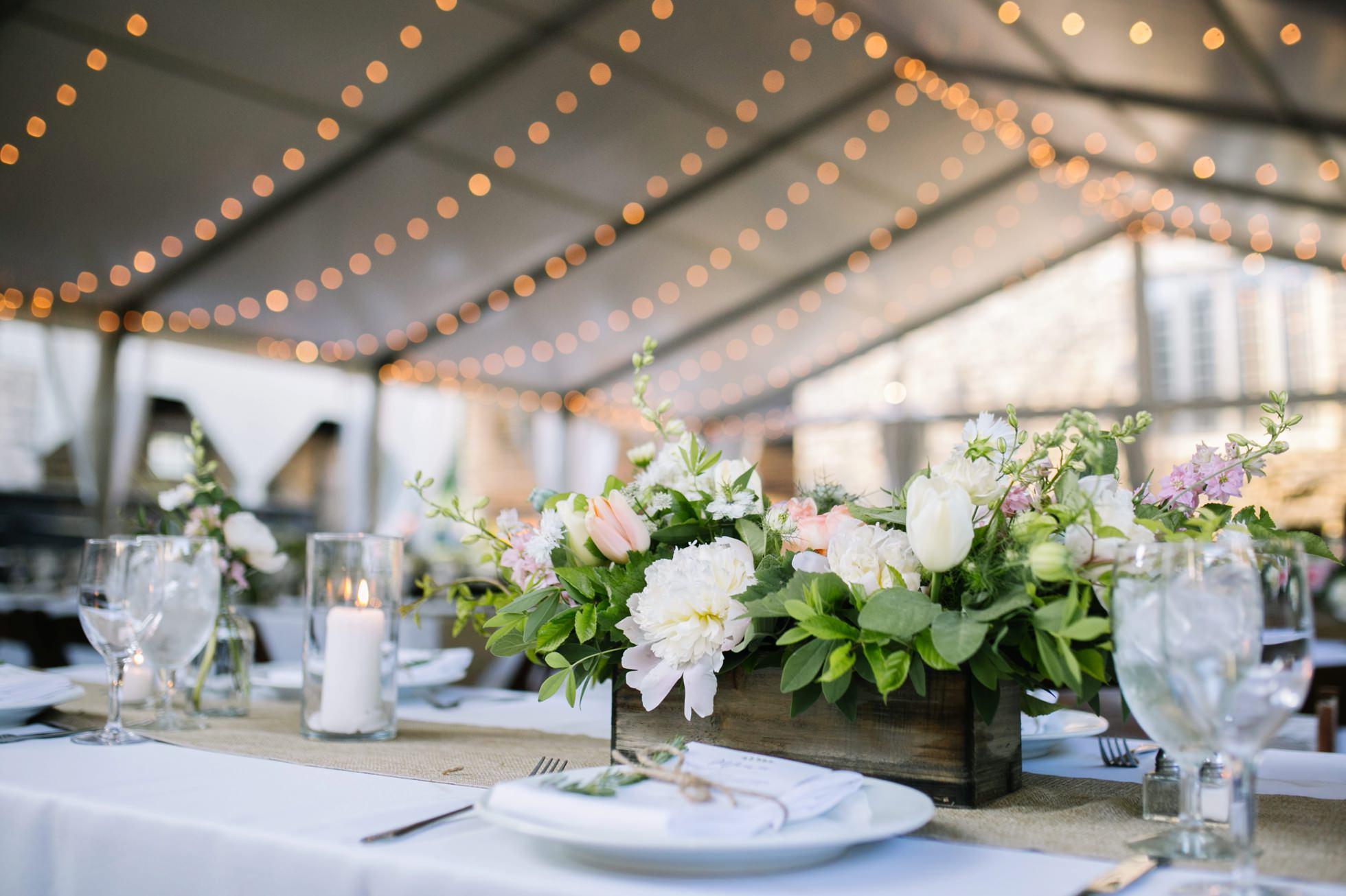Romantic Bartram's Garden Outdoor Summer Wedding, Philadelphia | brittneyraine.com 073
