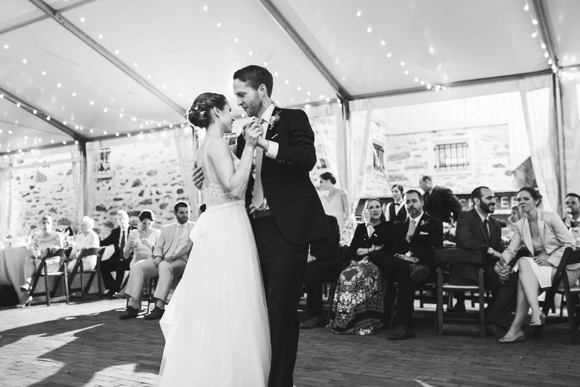 Romantic Bartram's Garden Outdoor Summer Wedding, Philadelphia | brittneyraine.com 084