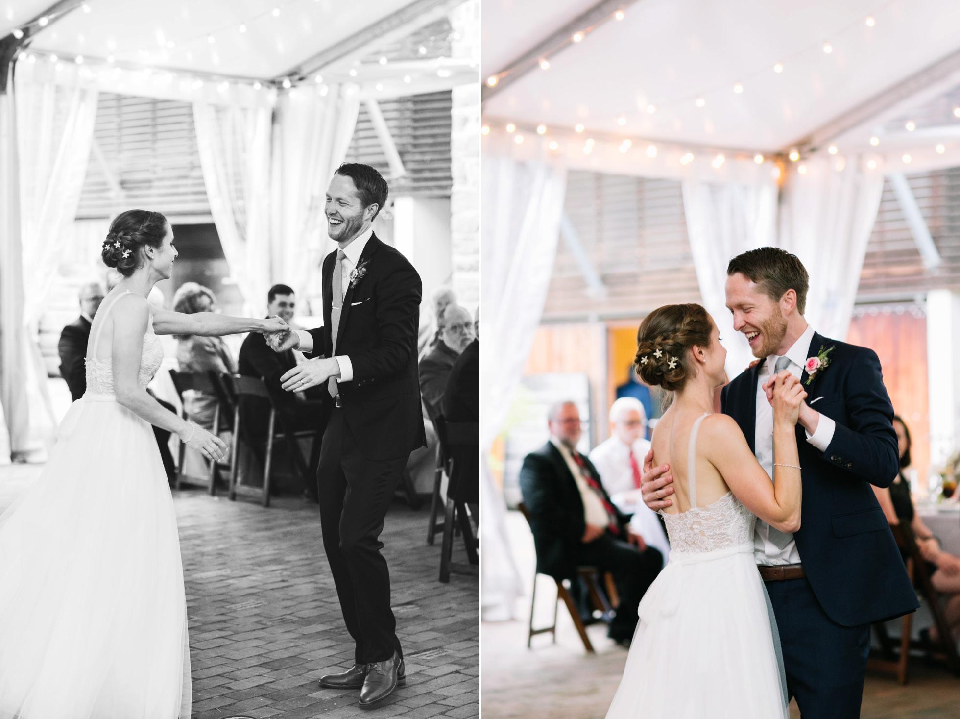 Romantic Bartram's Garden Outdoor Summer Wedding, Philadelphia | brittneyraine.com 085