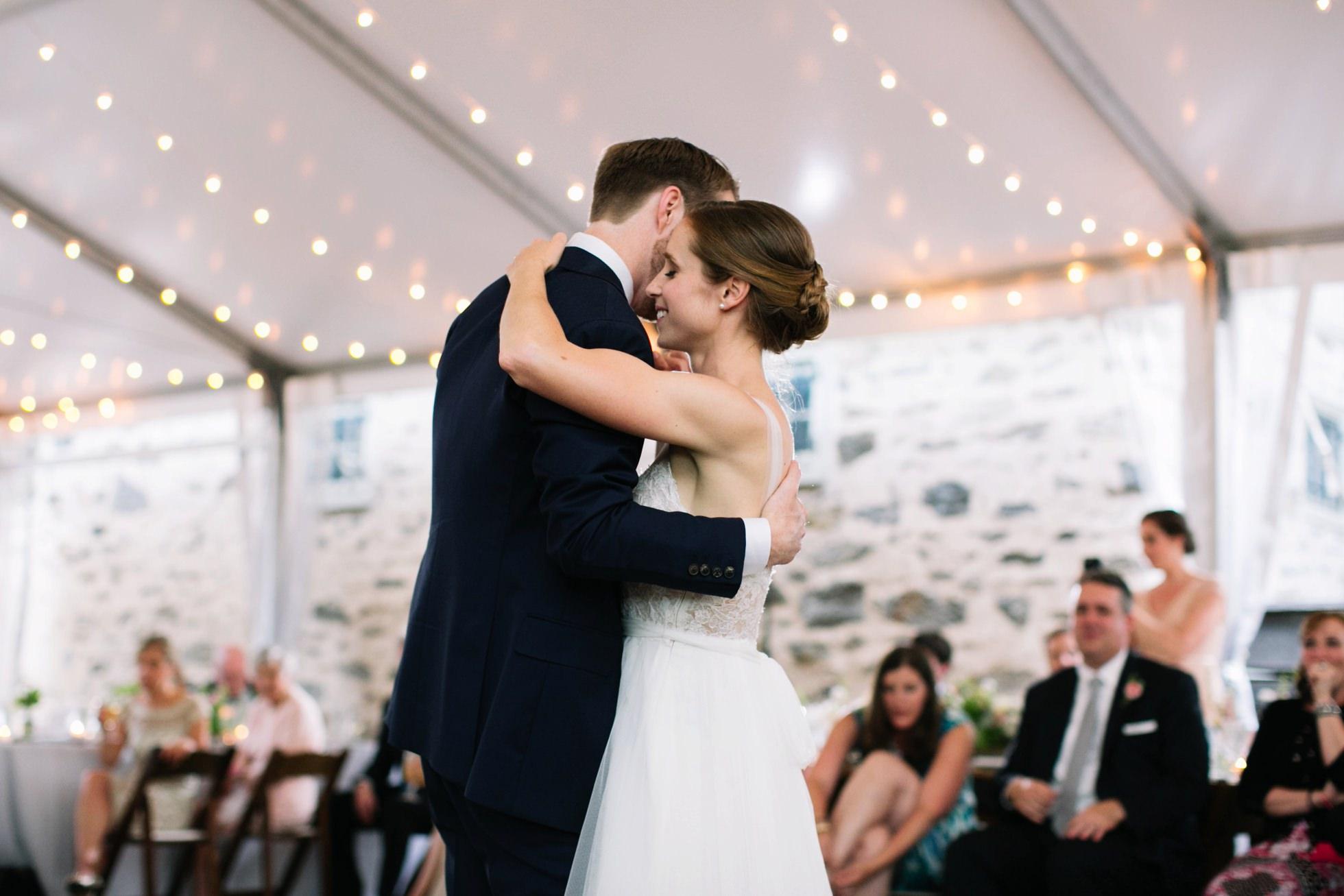 Romantic Bartram's Garden Outdoor Summer Wedding, Philadelphia | brittneyraine.com 086