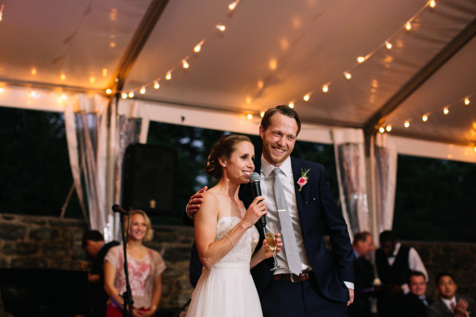 Romantic Bartram's Garden Outdoor Summer Wedding, Philadelphia | brittneyraine.com 091