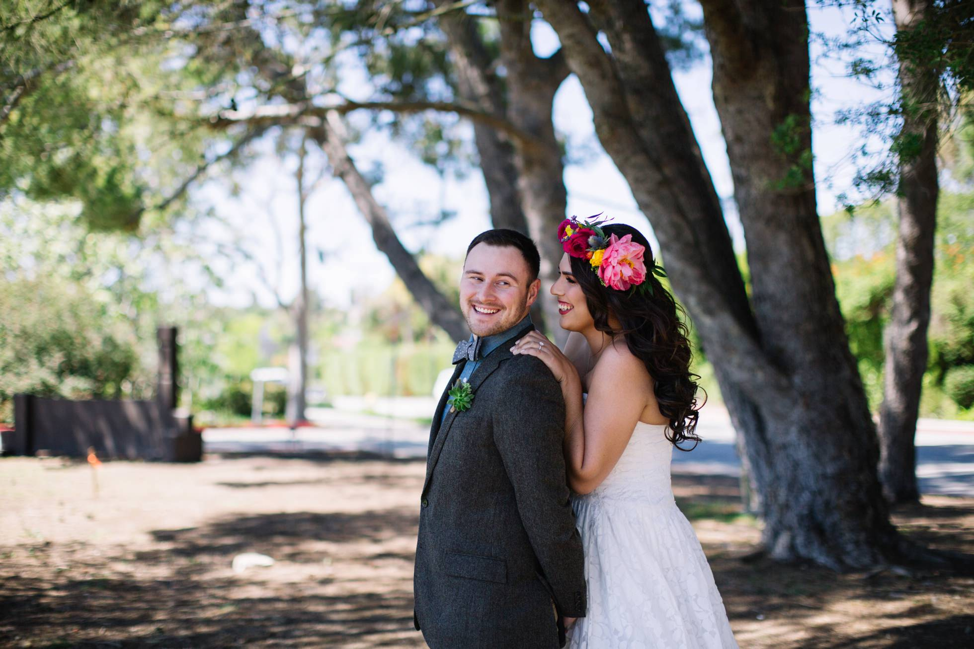 Palos Verdes Southern California Destination Wedding | brittneyraine.com 0015