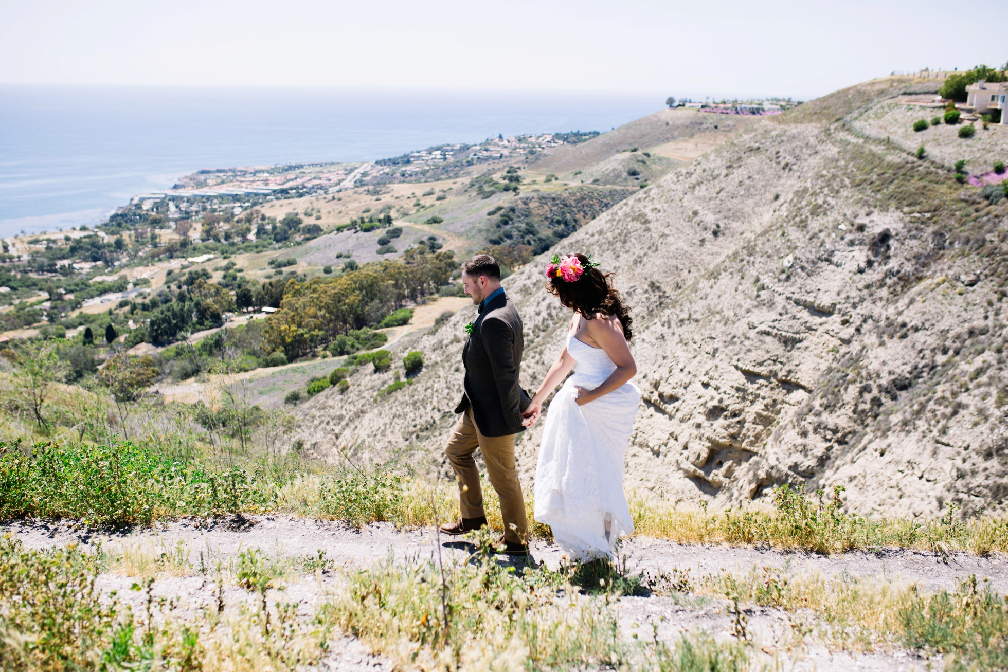 Palos Verdes Southern California Destination Wedding | brittneyraine.com 0020
