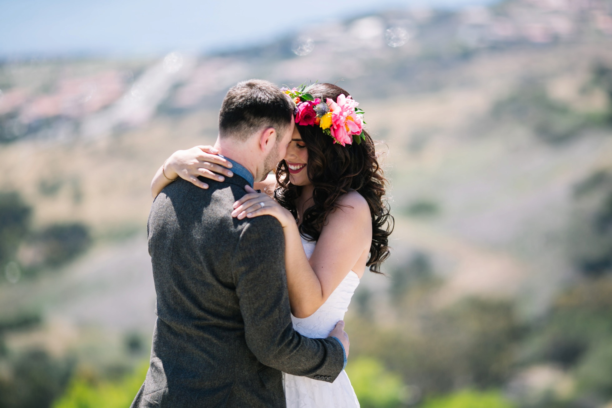 Palos Verdes Southern California Destination Wedding | brittneyraine.com 0024
