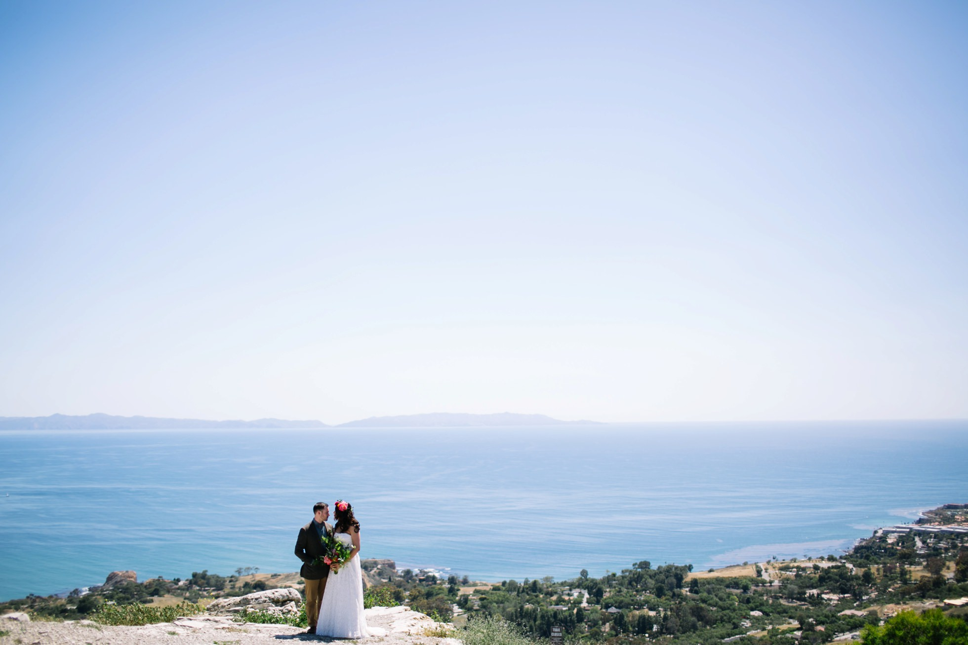 Palos Verdes Southern California Destination Wedding | brittneyraine.com 0026