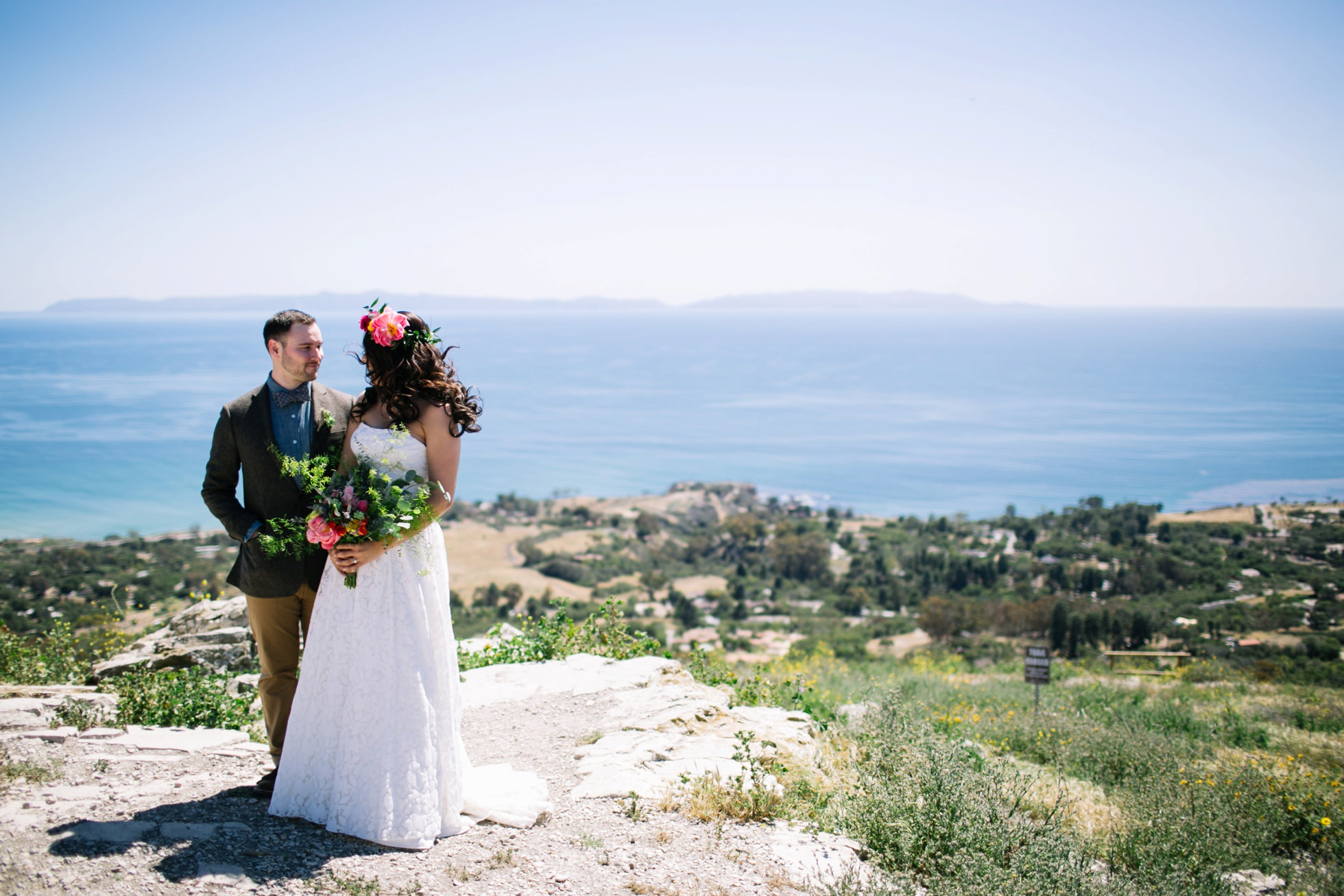 Palos Verdes Southern California Destination Wedding | brittneyraine.com 0027