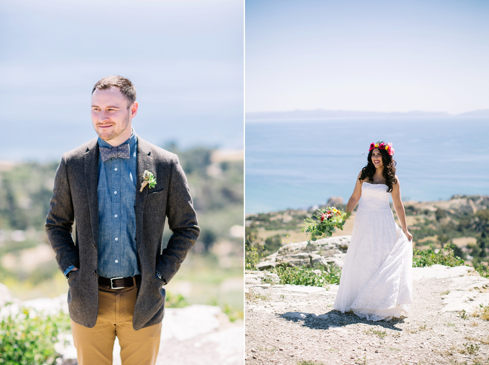 Palos Verdes Southern California Destination Wedding | brittneyraine.com 0029