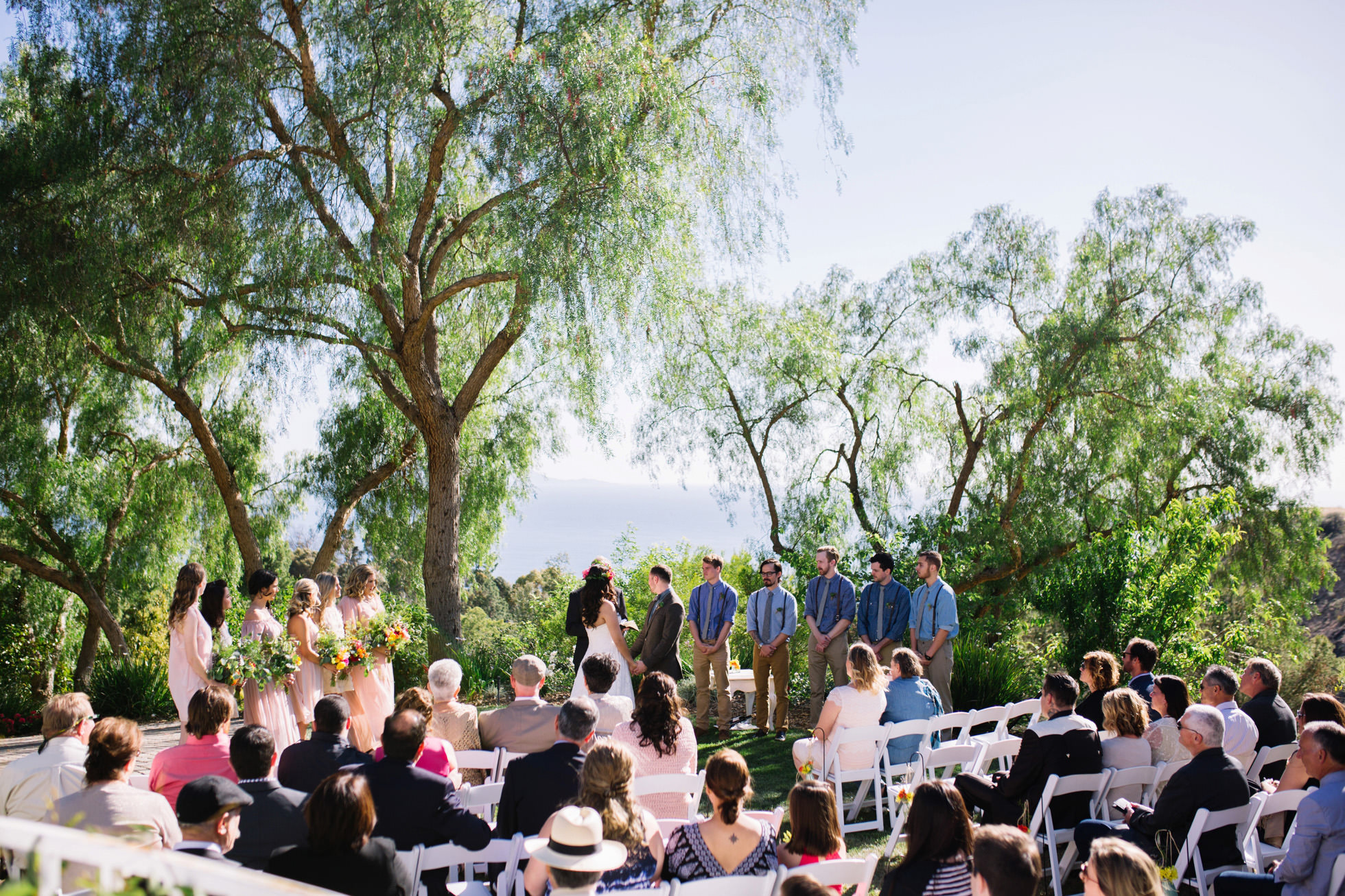 Palos Verdes Southern California Destination Wedding | brittneyraine.com 0039