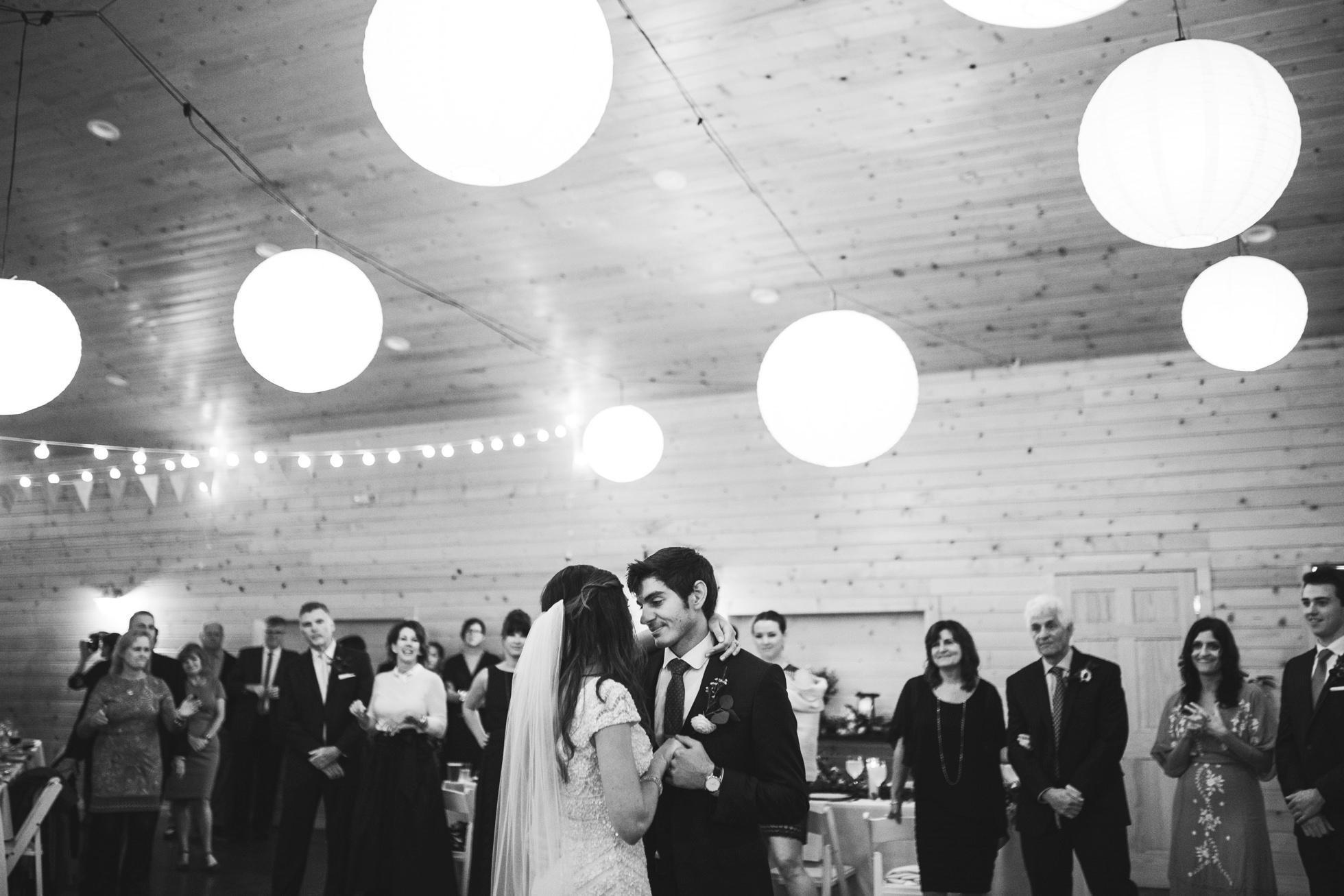 scout camp wedding photos