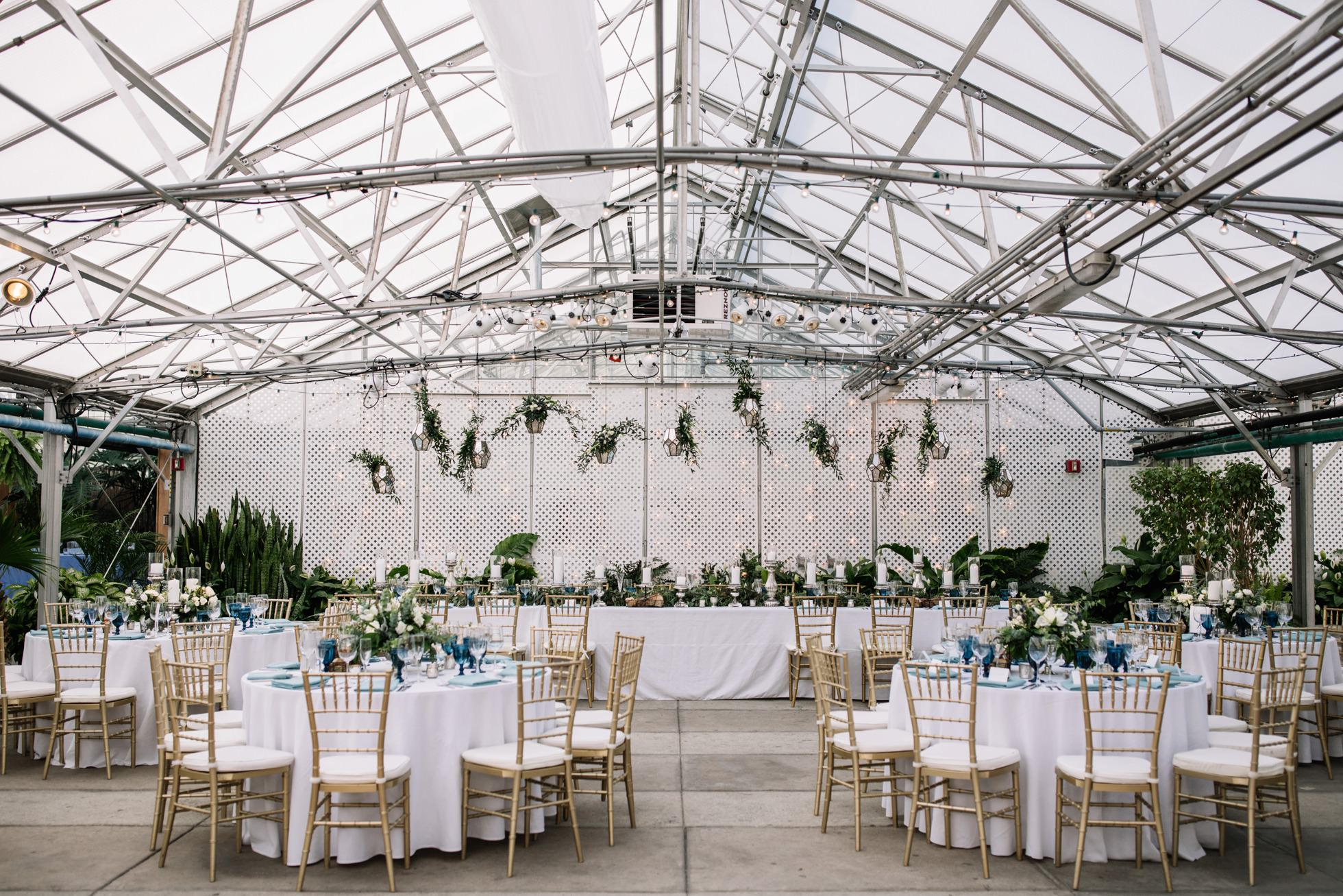 Best Unique Wedding Venues Philadelphia Fairmount Horticultural Center Greenhouse