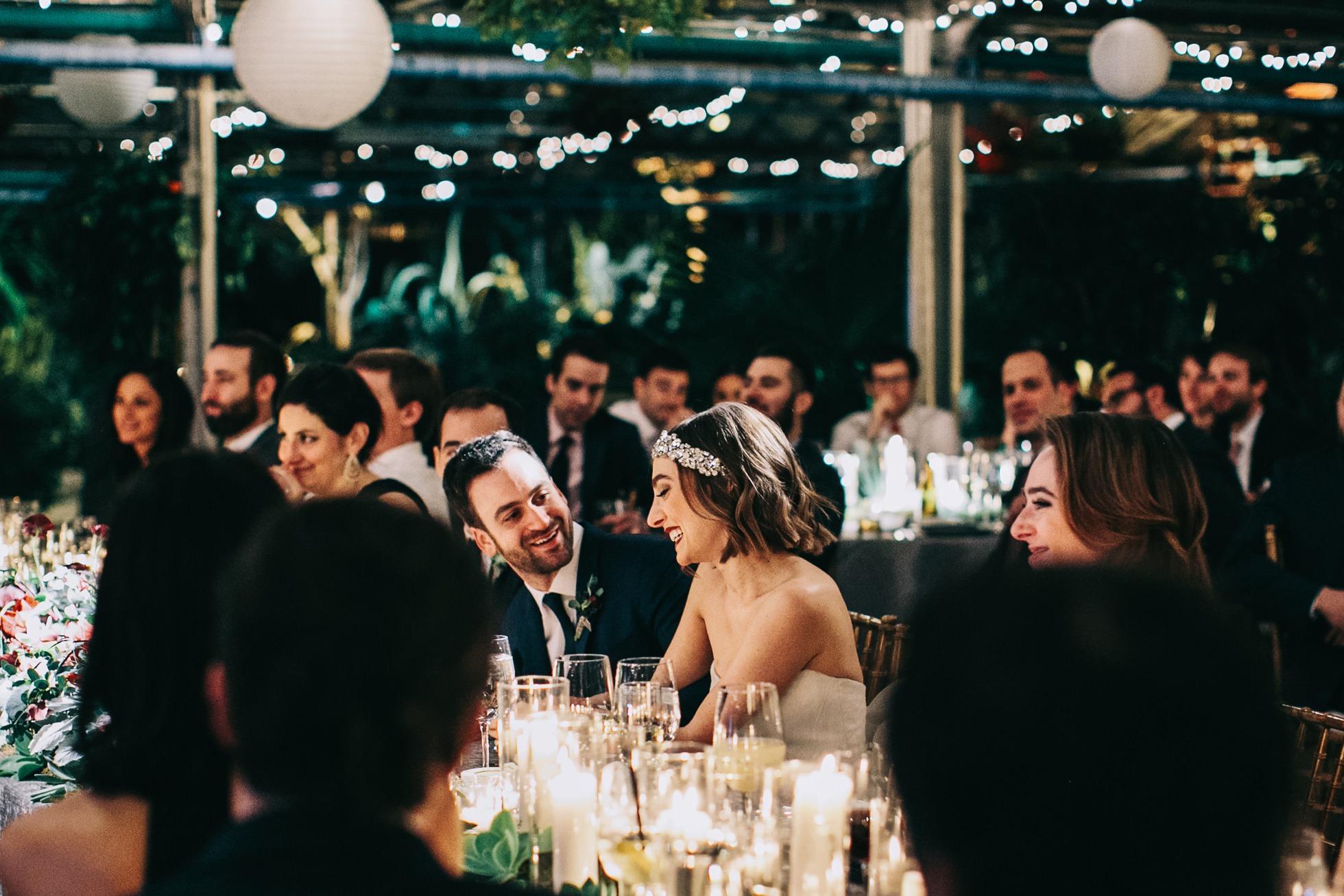 Best Unique Wedding Venues - Philadelphia Fairmount Horticultural Center Greenhouse