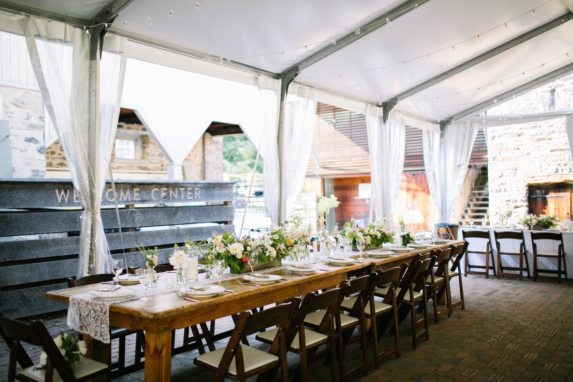 Best Unique Wedding Venues - Philadelphia Bartram's Garden