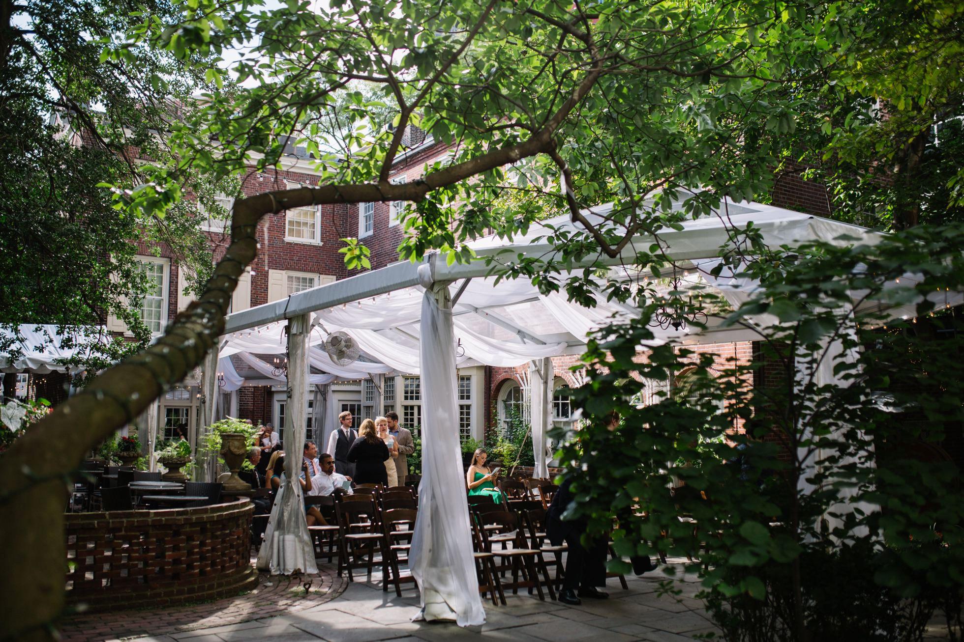 Best Unique PA NY NJ Wedding Venues - Philadelphia Morris House Hotel