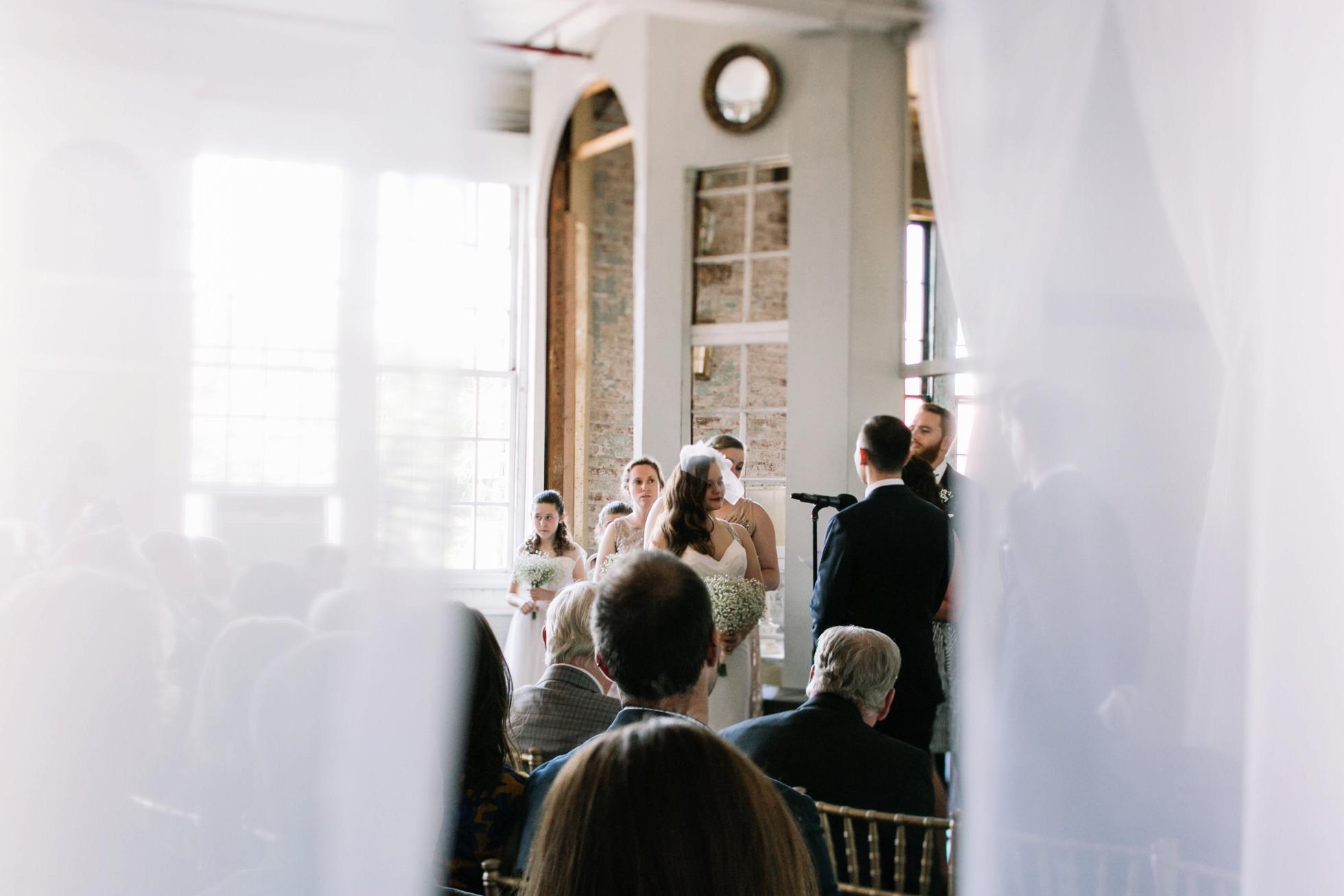 Best Unique PA NY NJ Wedding Venues - NYC Brooklyn Metropolitan Building