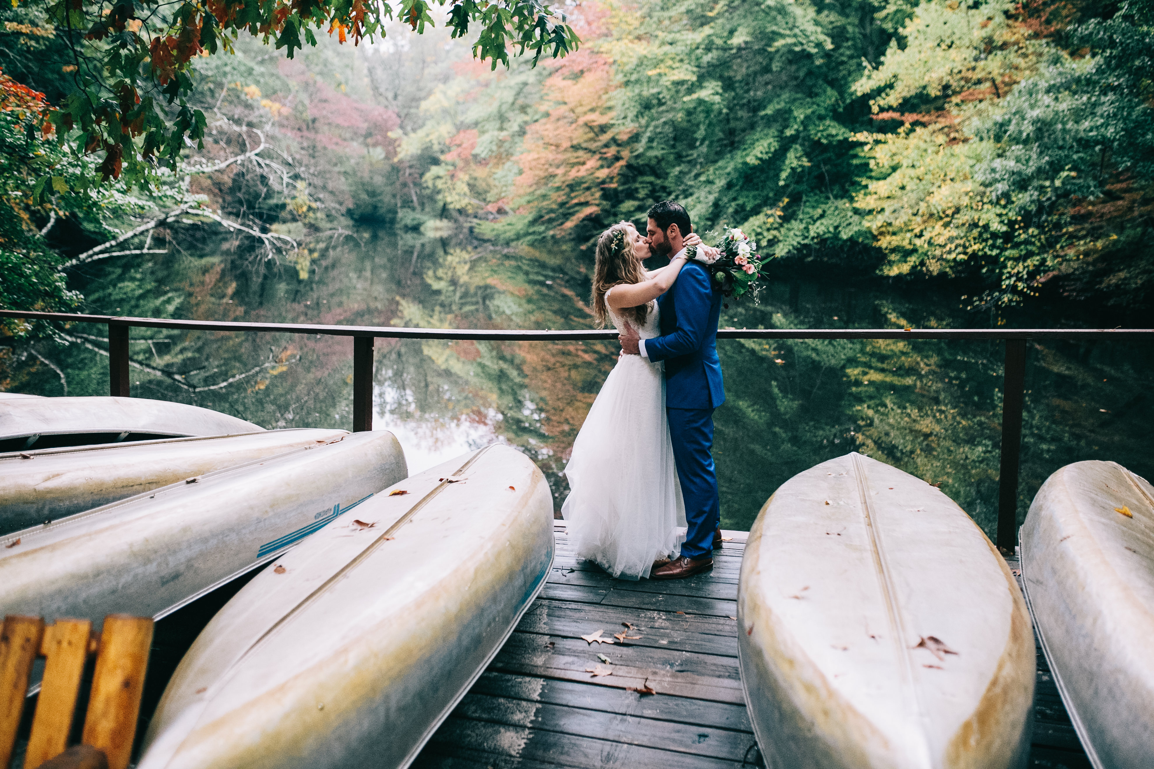 Best Unique Pa Ny Nj Wedding Venues Campground Scout Camp Canoe