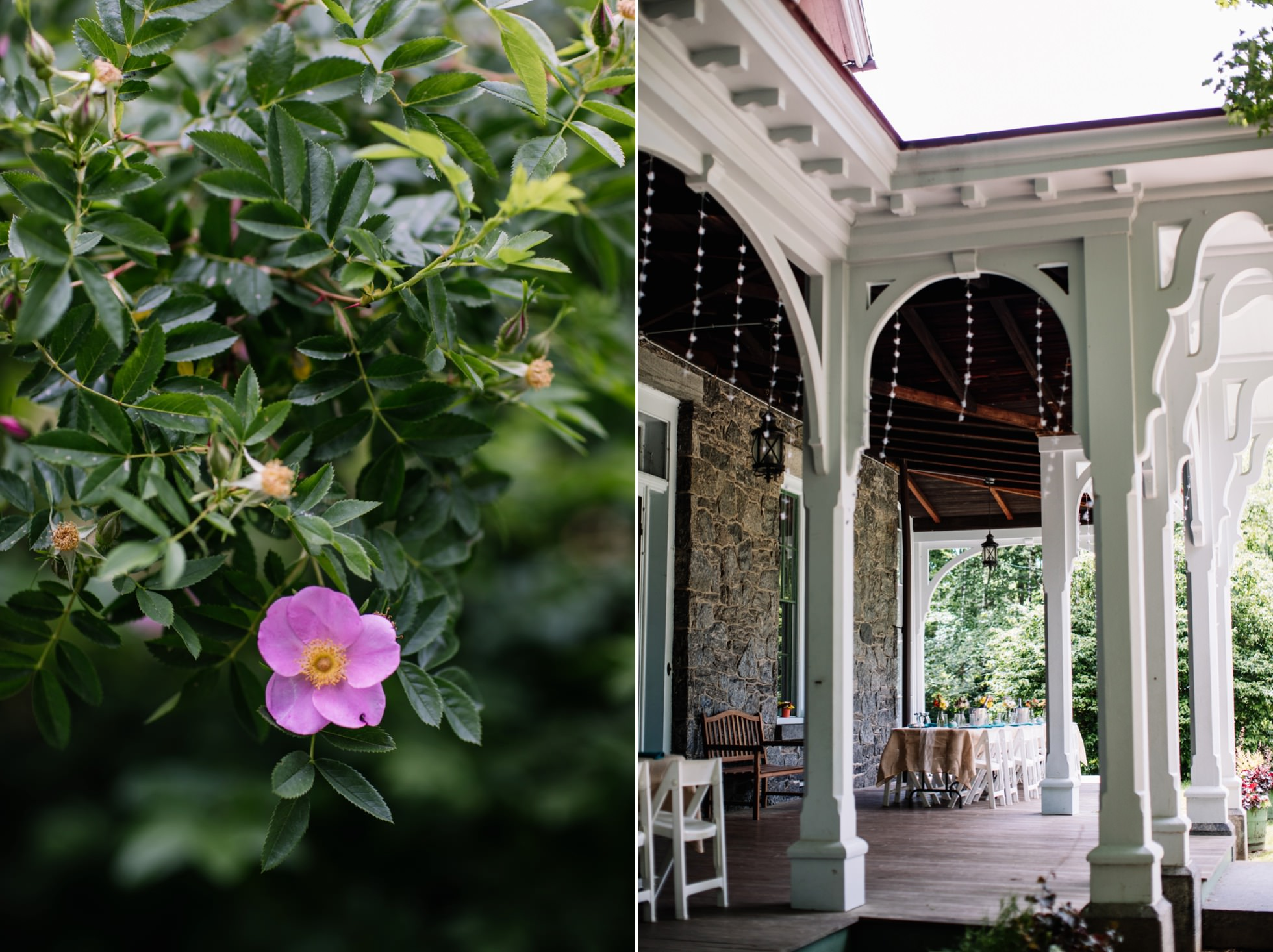 Best Unique PA NY NJ Wedding Venues - Philadelphia Arboretum Orchard Garden
