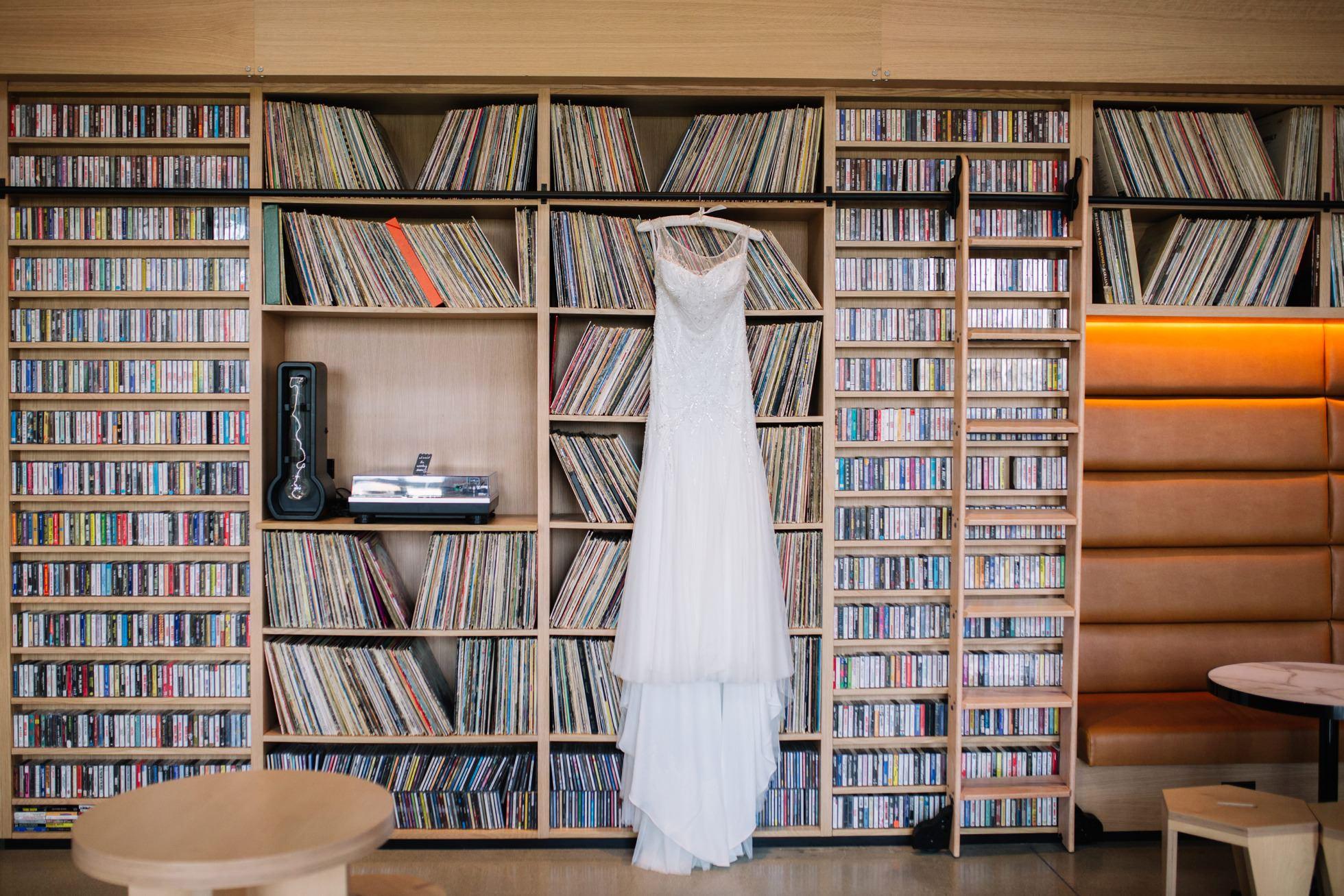 Best Unique PA NY NJ Wedding Venues - Asbury Hotel Brooklyn Theme