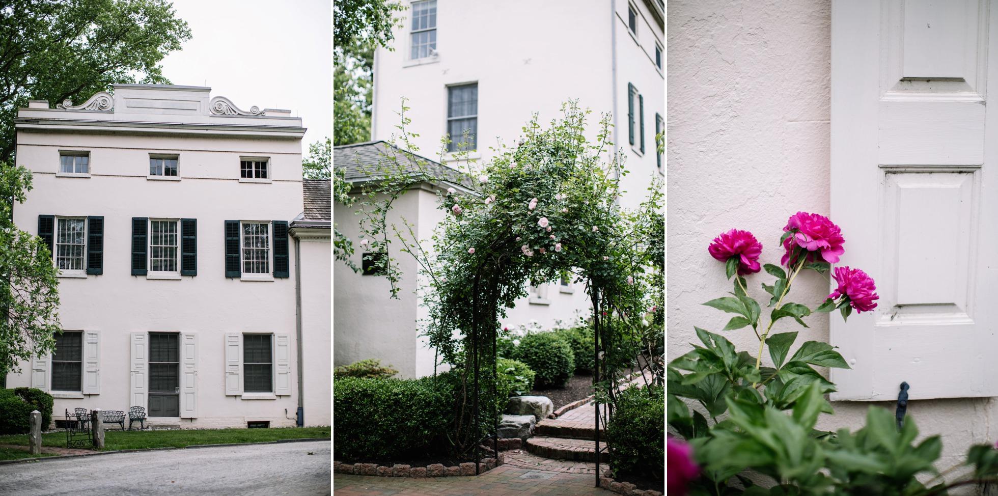 Best Unique PA NY NJ Wedding Venues - Fairmount Strawberry Mansion