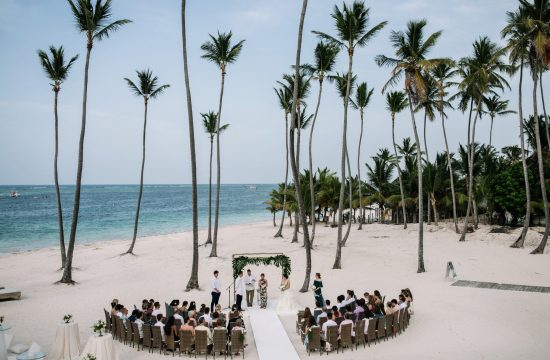 Tropical Punta Cana Destination Wedding - Non-Traditional