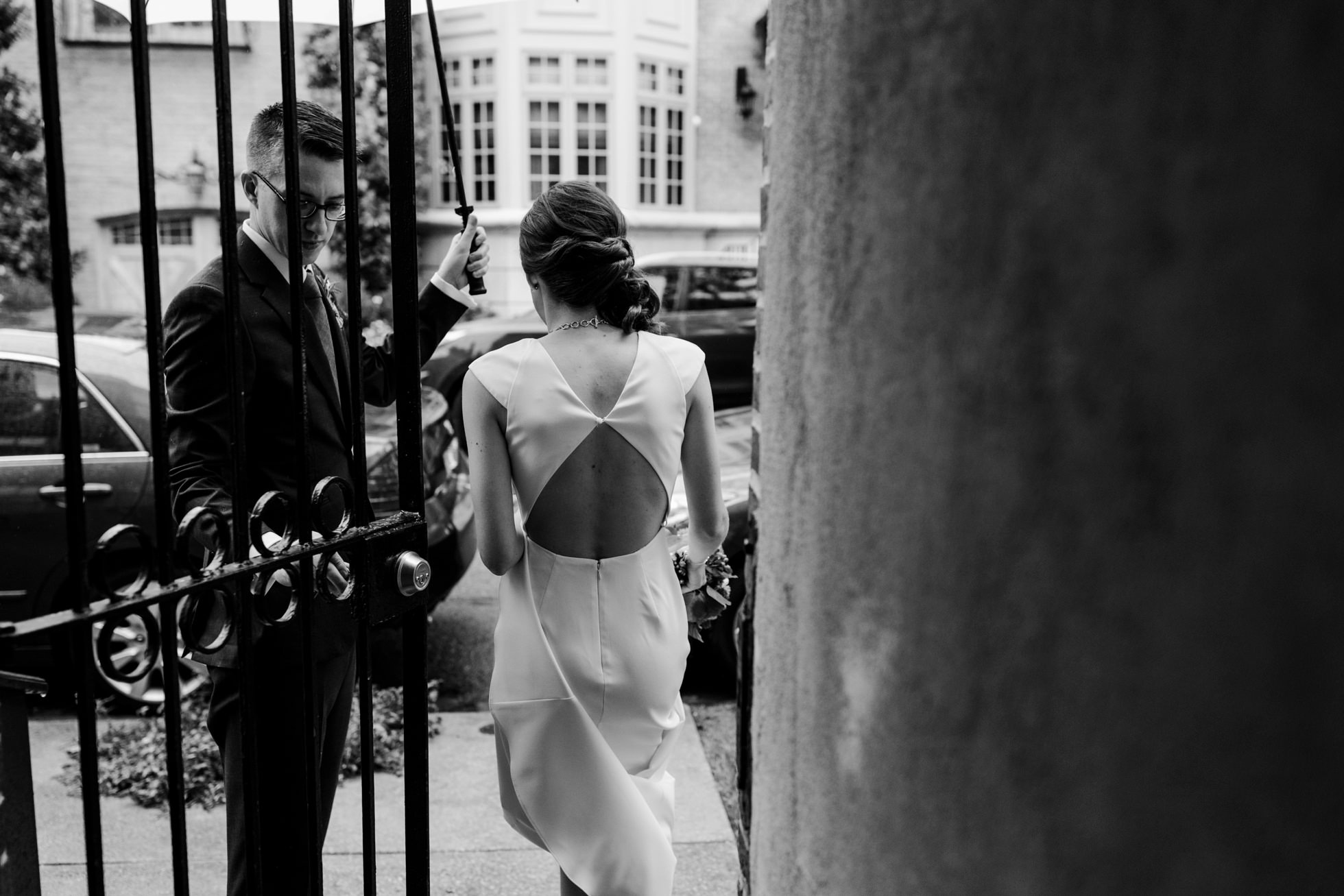 Non-Traditional Wedding Photography