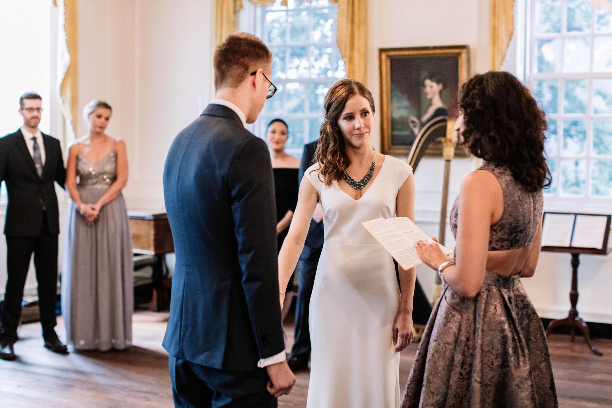 Powel House Philadelphia Old City Wedding