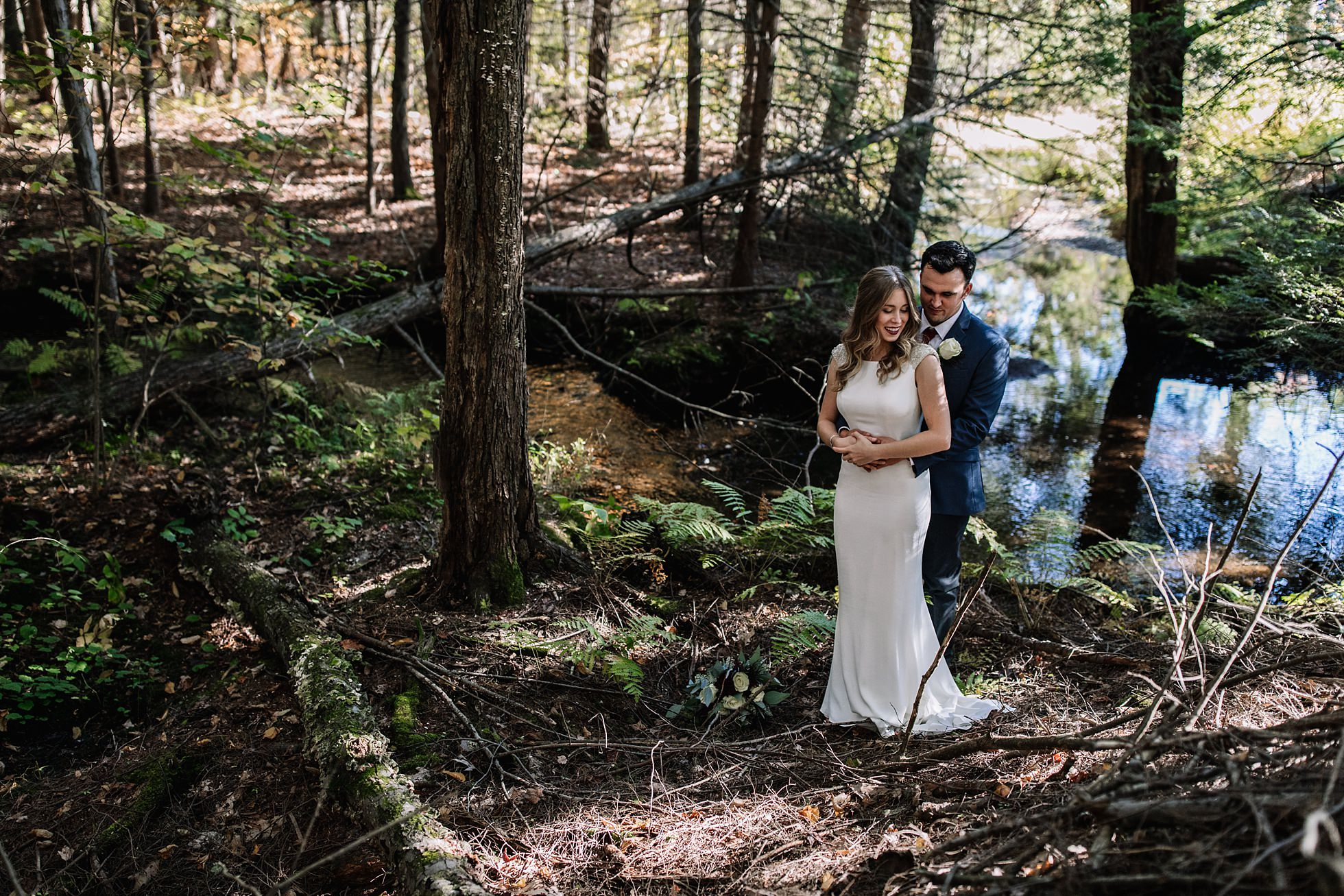 Intimate Outdoor Mountain Elopement