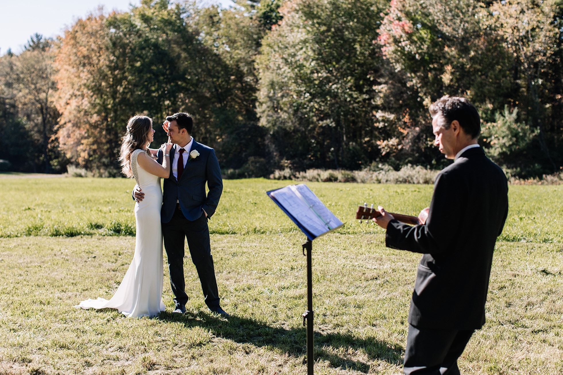 Non-Traditional Wedding Photography Elopement