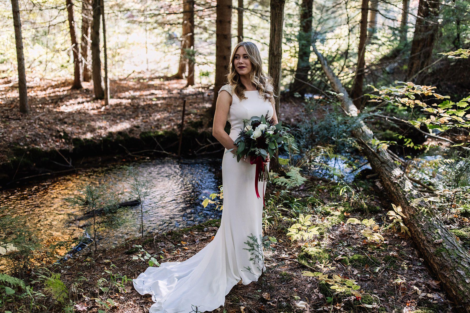 PNW Forest Elopement Photographer