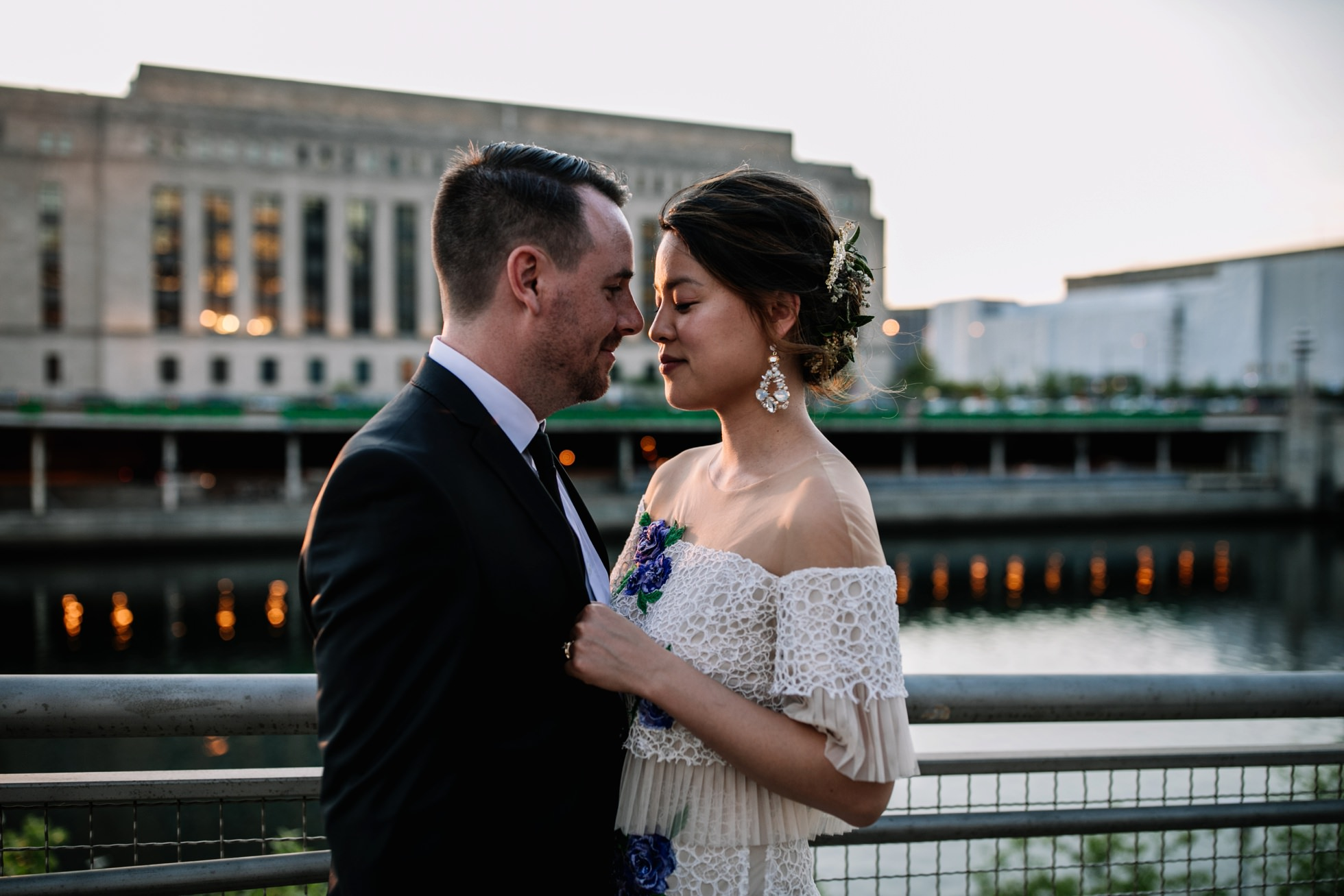 23rd st armory wedding