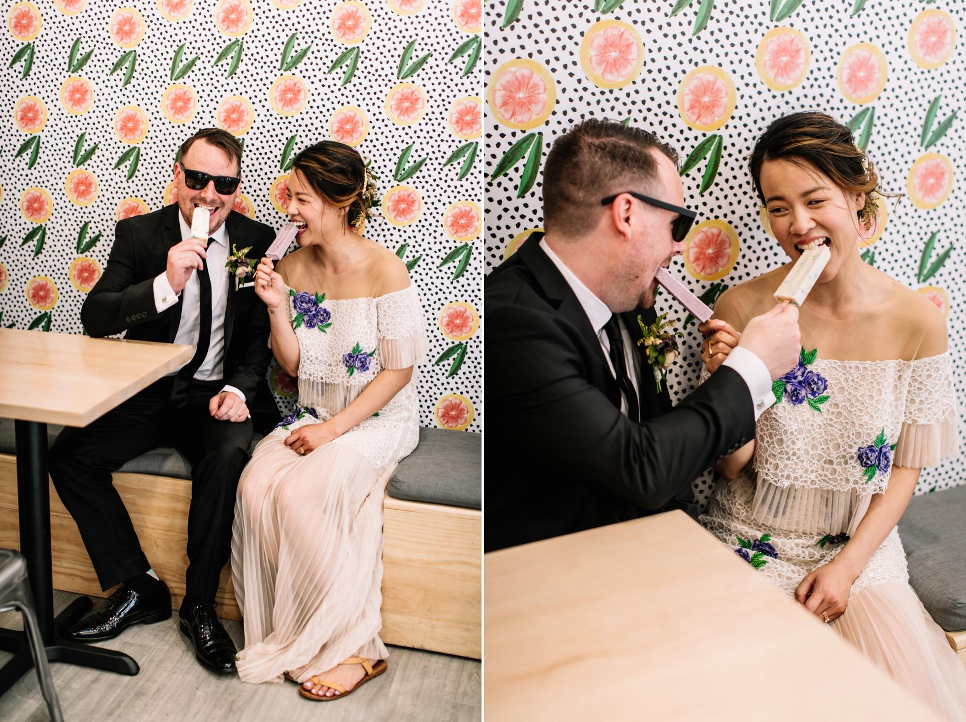 lil pop shop wedding