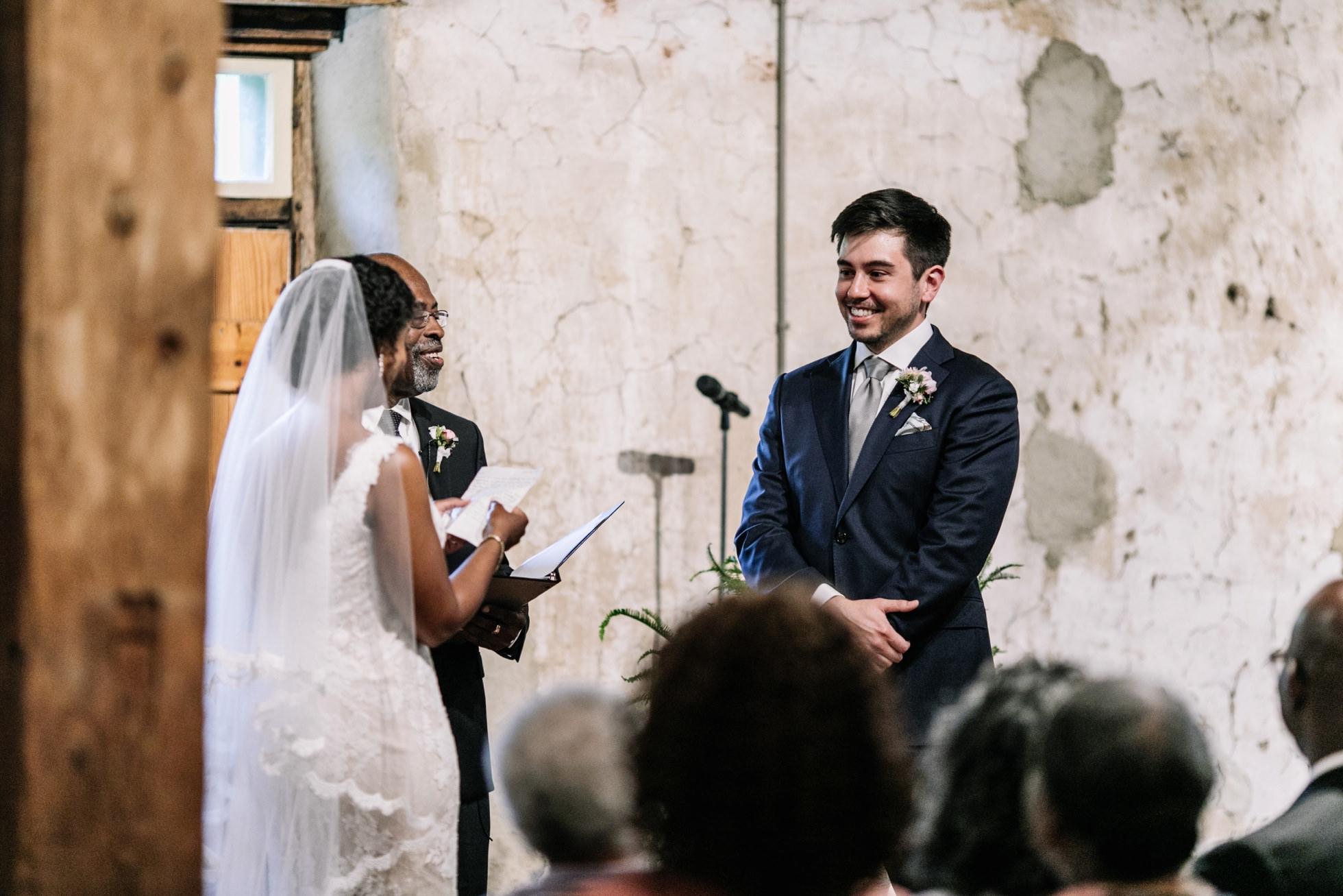 Multicultural Audubon Center wedding photos