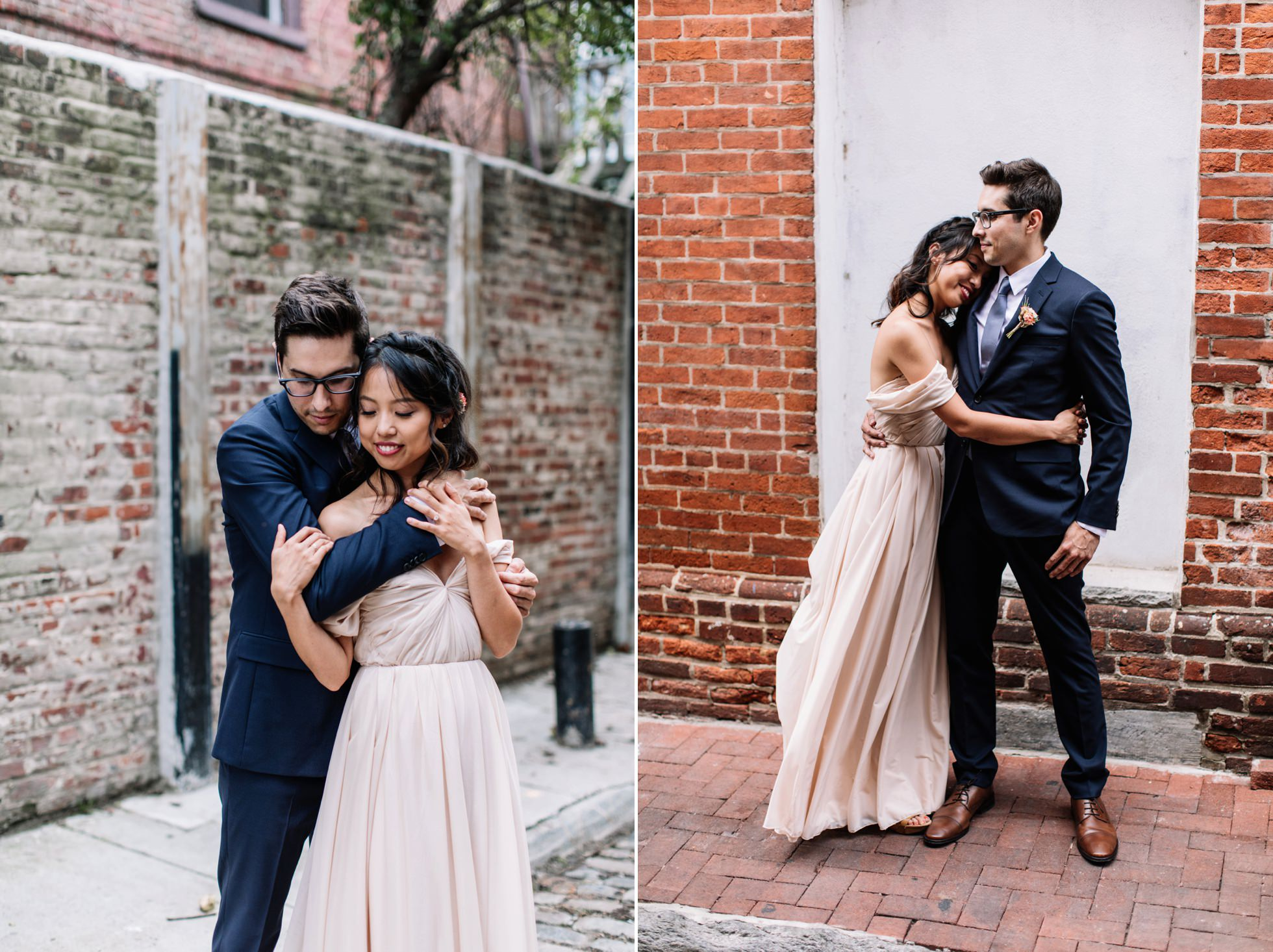 Modern Philadelphia Wedding Photography