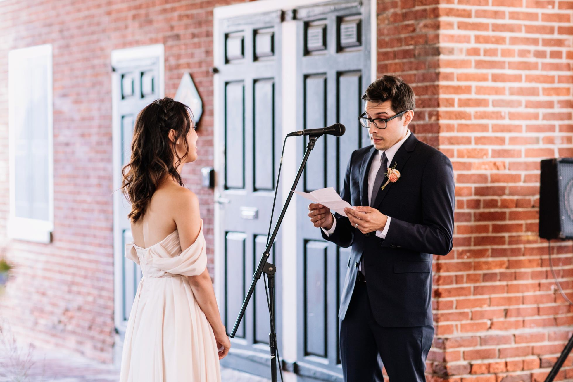 Headhouse Square Wedding Philadelphia