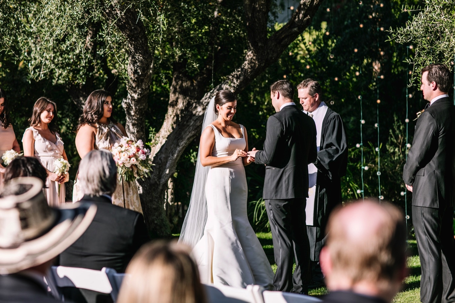 Los Angeles Romantic Wedding Photographer