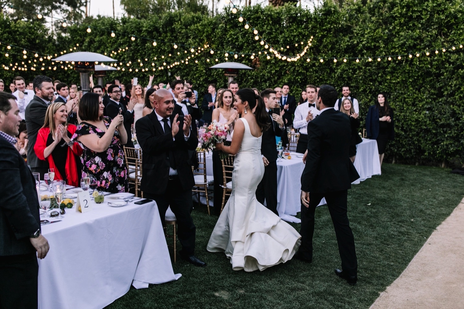 Palm Springs Outdoor Wedding Venue