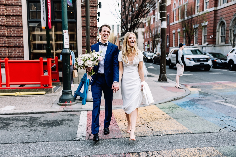 Stylish Philadelphia Wedding