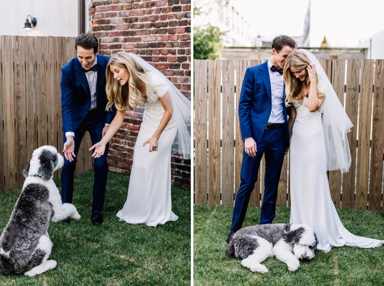 Stylish Downtown Philadelphia Wedding