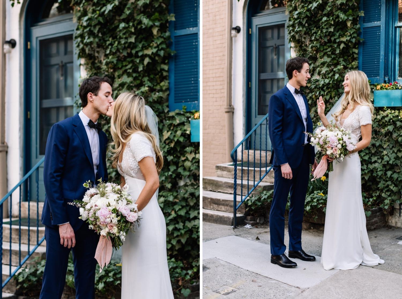 Stylish Downtown Philadelphia Wedding Photography