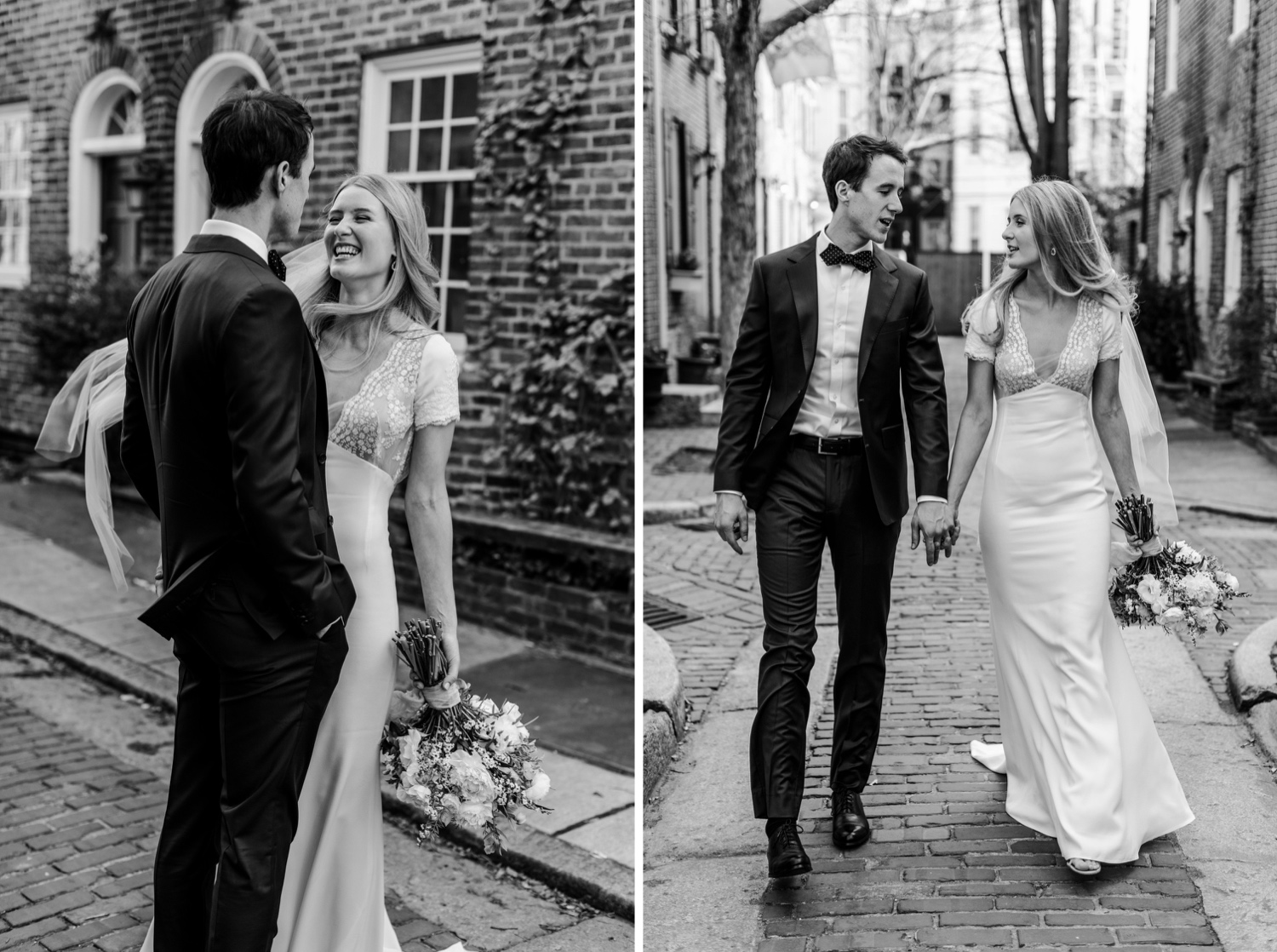 Stylish Editorial Philly Wedding Photography