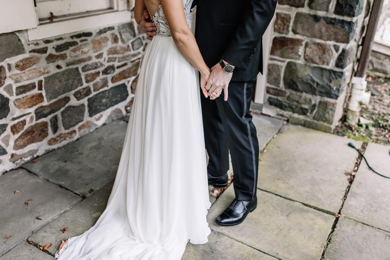 Anthony Wayne House Wedding Pennsylvania