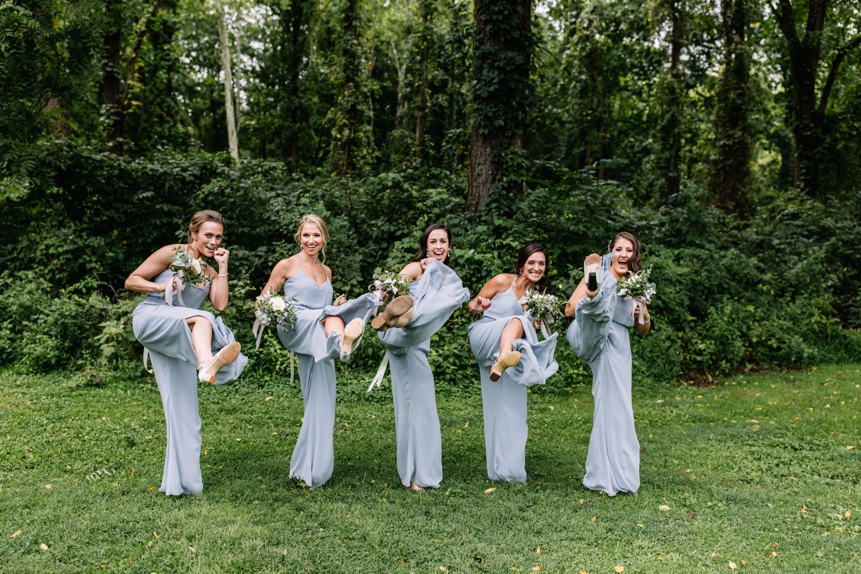 Hayley Paige Bridesmaid Jumpsuits Wedding