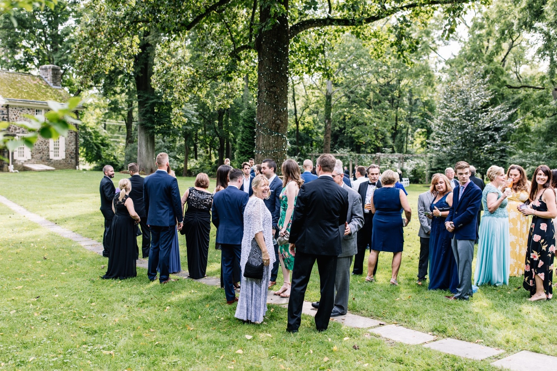 Natural Romantic Philadelphia Wedding Photographer