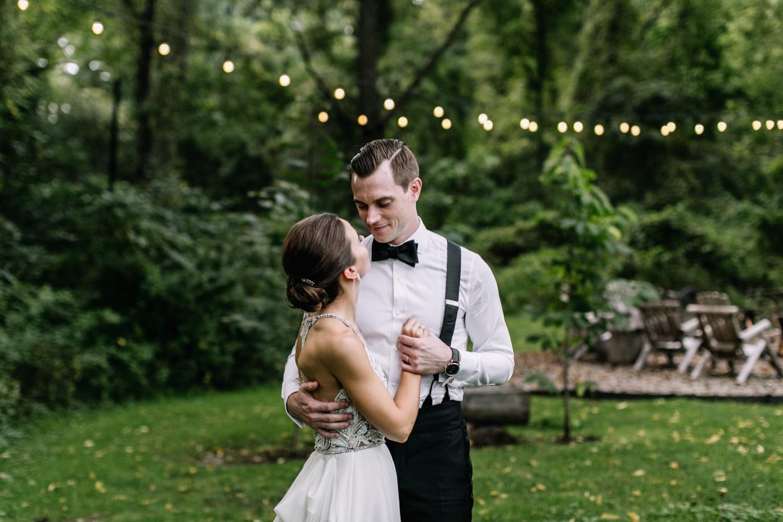 Stylish Editorial Wedding Photography Philadelphia